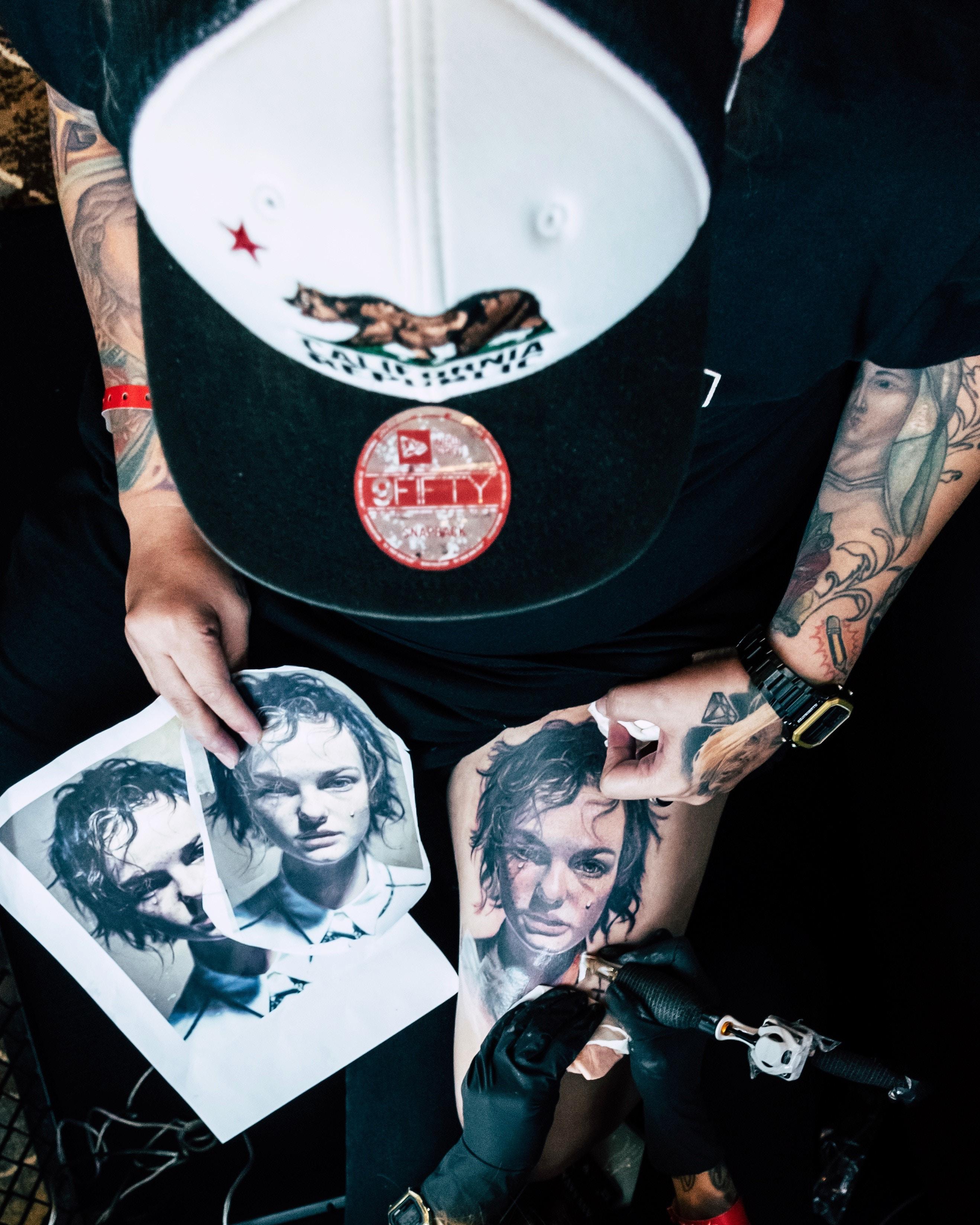 Tattoo ontwerpen MAN MAN