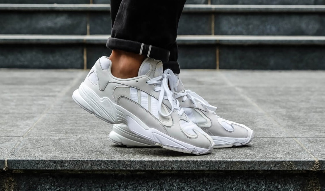 adidas sneakers mannen yung 1