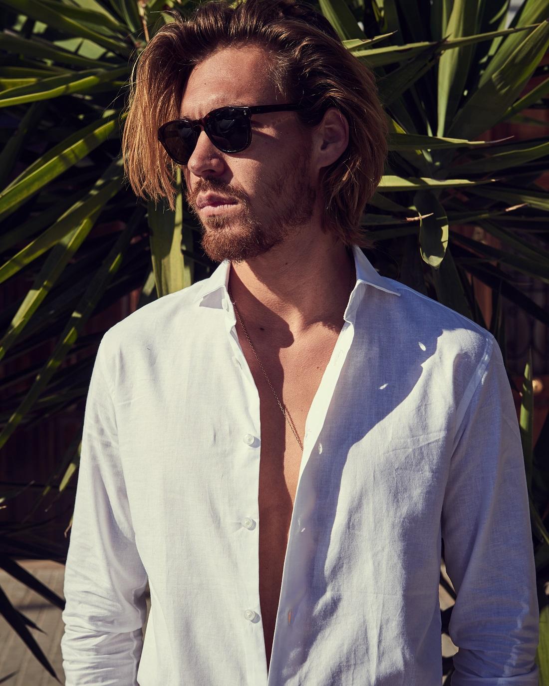 linnen overhemd zomer mannen