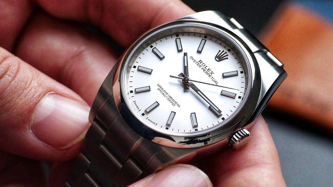 rolex instap modellen mannen horloges