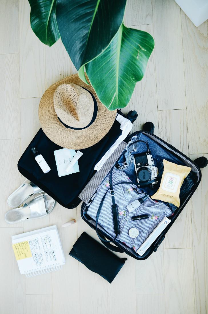 zomervakantie voorbereiding