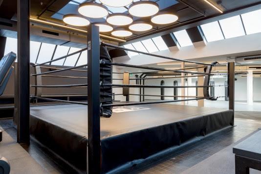 sportschool in Amsterdam kickboksen