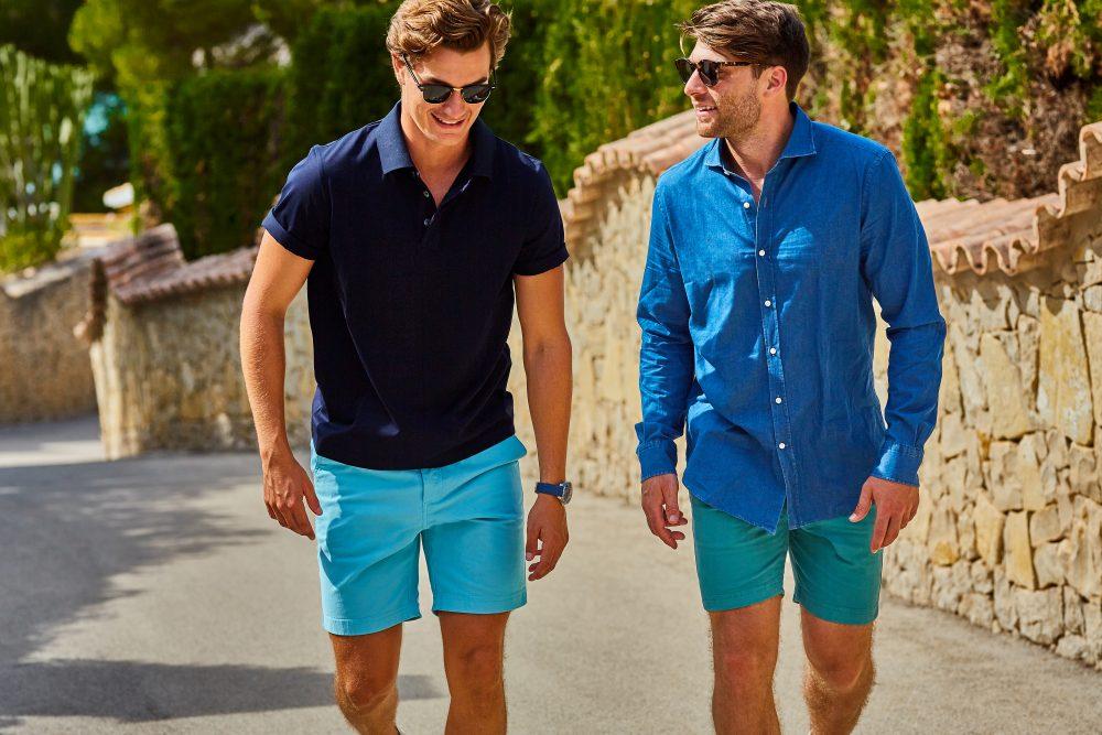 shorts mannen