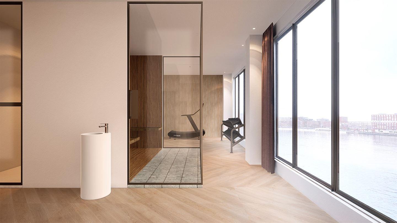 prestigieuze penthouse