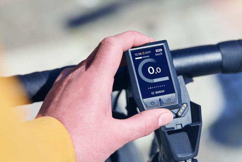E-bike slot