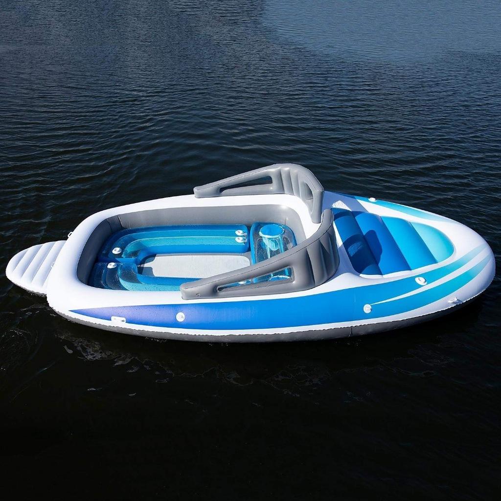 Opblaasbare boot