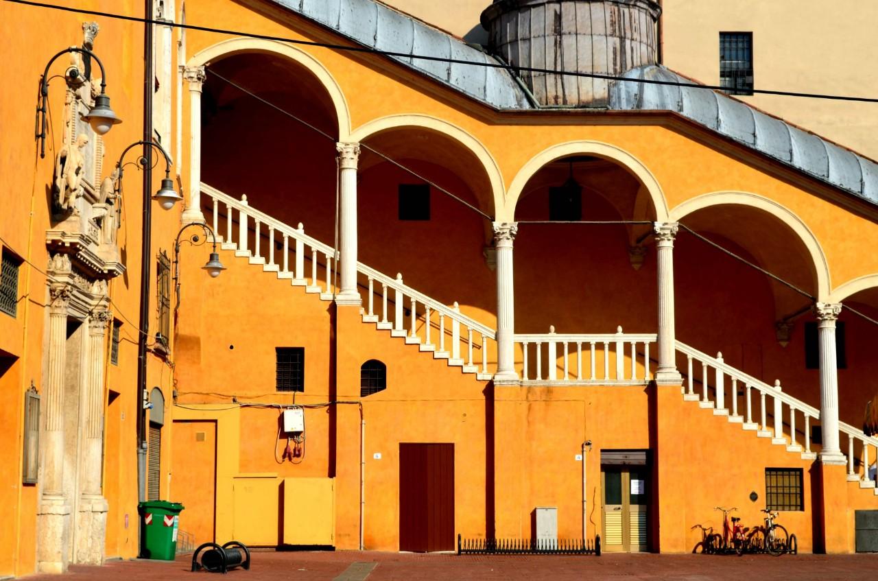 Ferrara, Italië