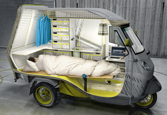 roadtrip camper