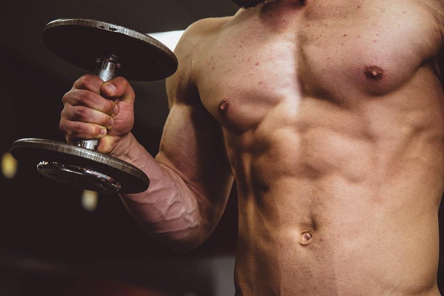 calorieën man afvallen