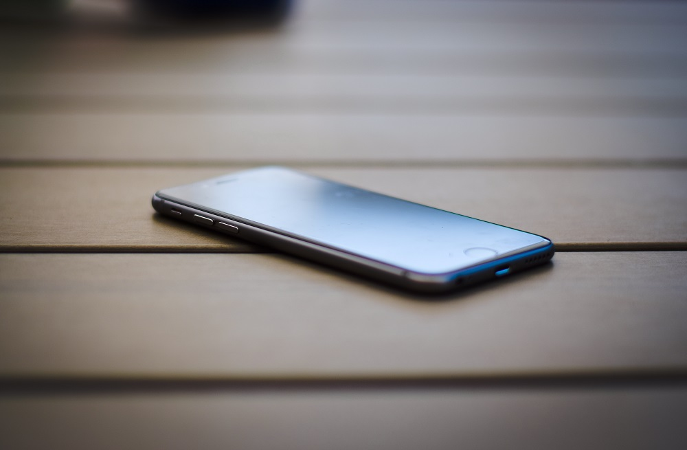 Storing smartphone