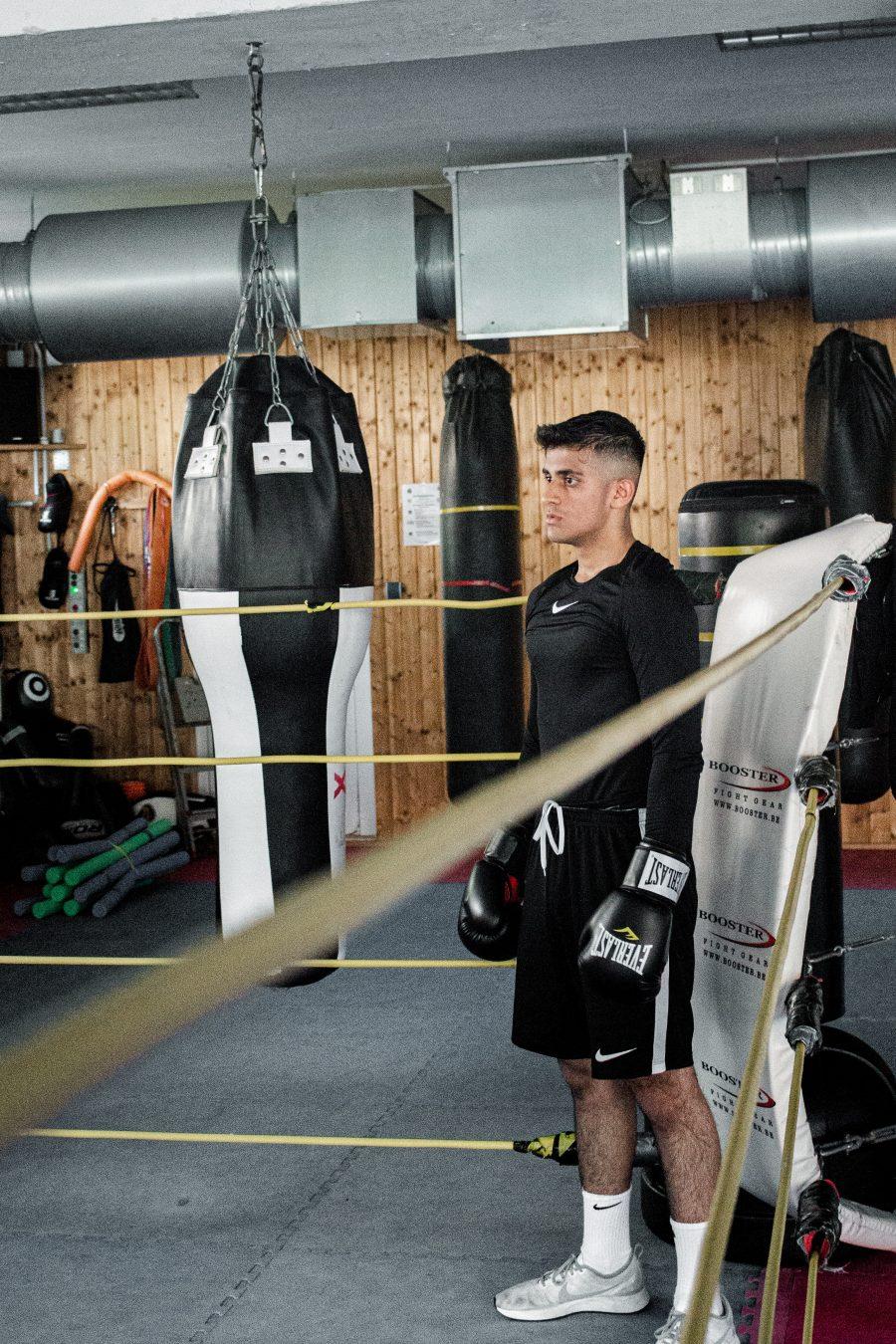 boks training vetverbranding afvallen