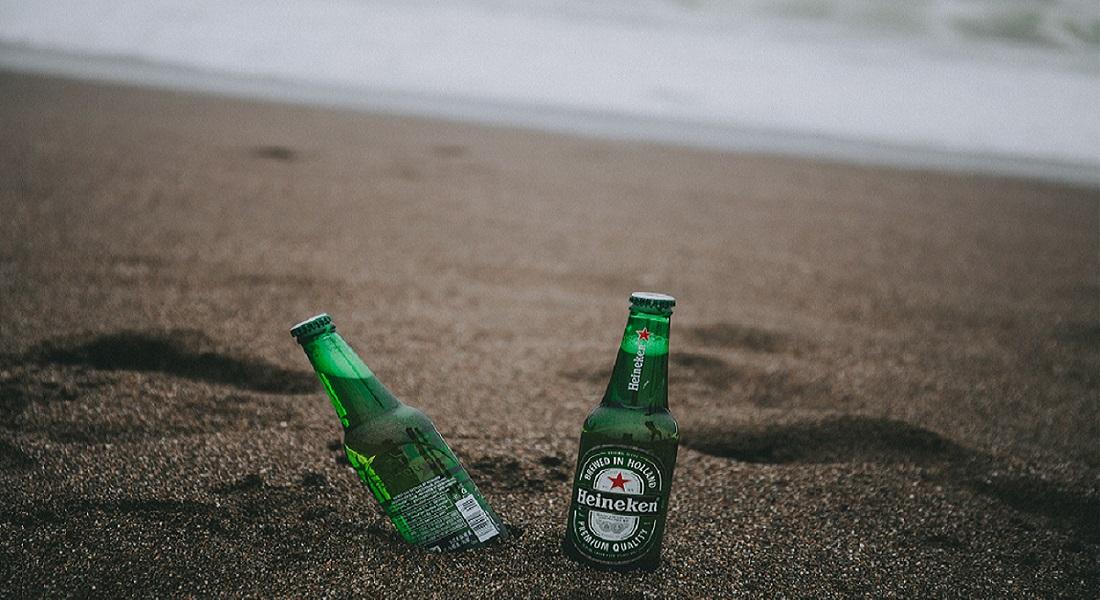 Heineken Bier Openen