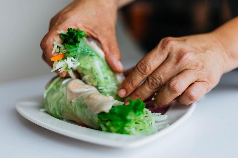 250 gram groente per dag