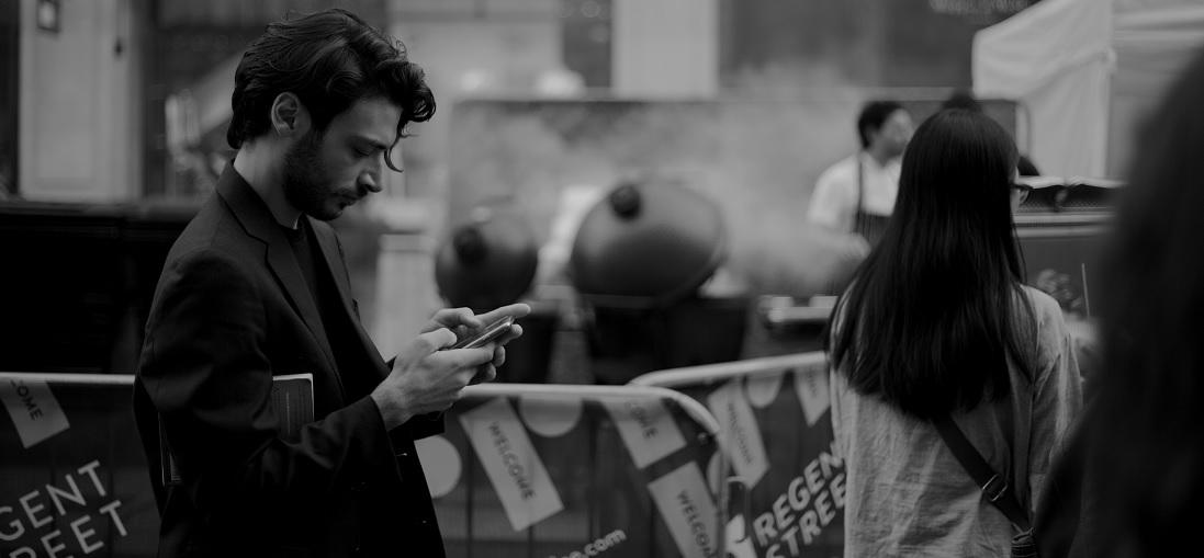 flirten via social media insta