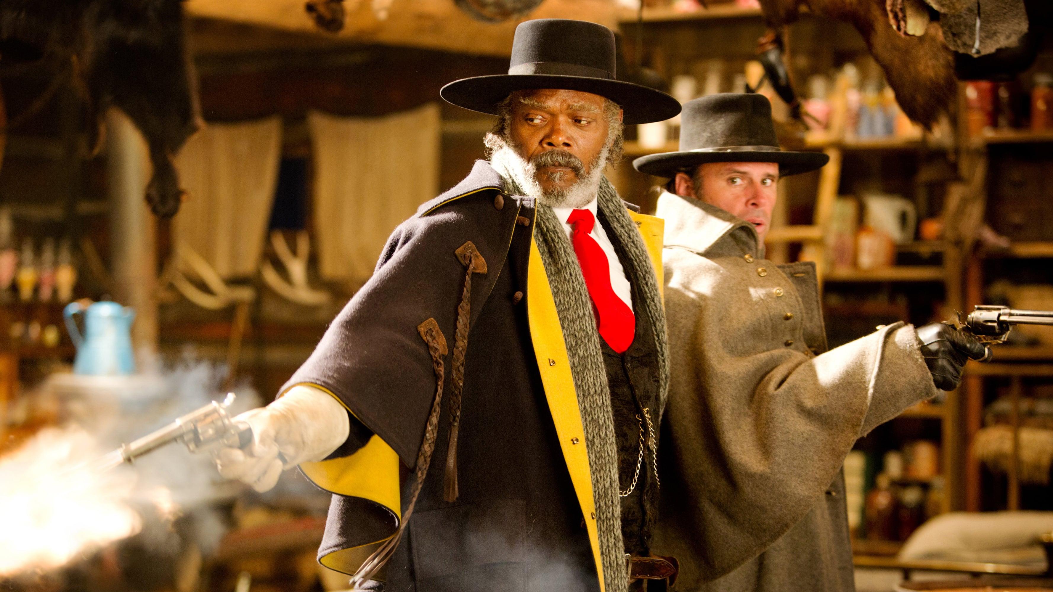 hateful eight netflix western film