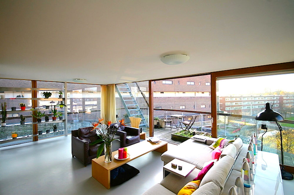 penthouse in amsterdam 3