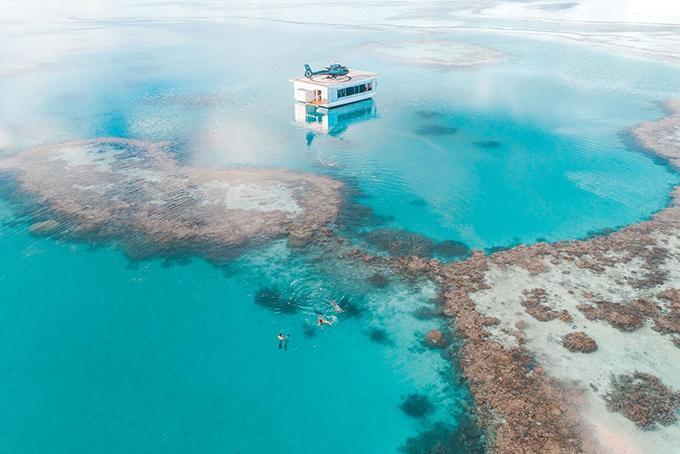 mooiste koraalrif