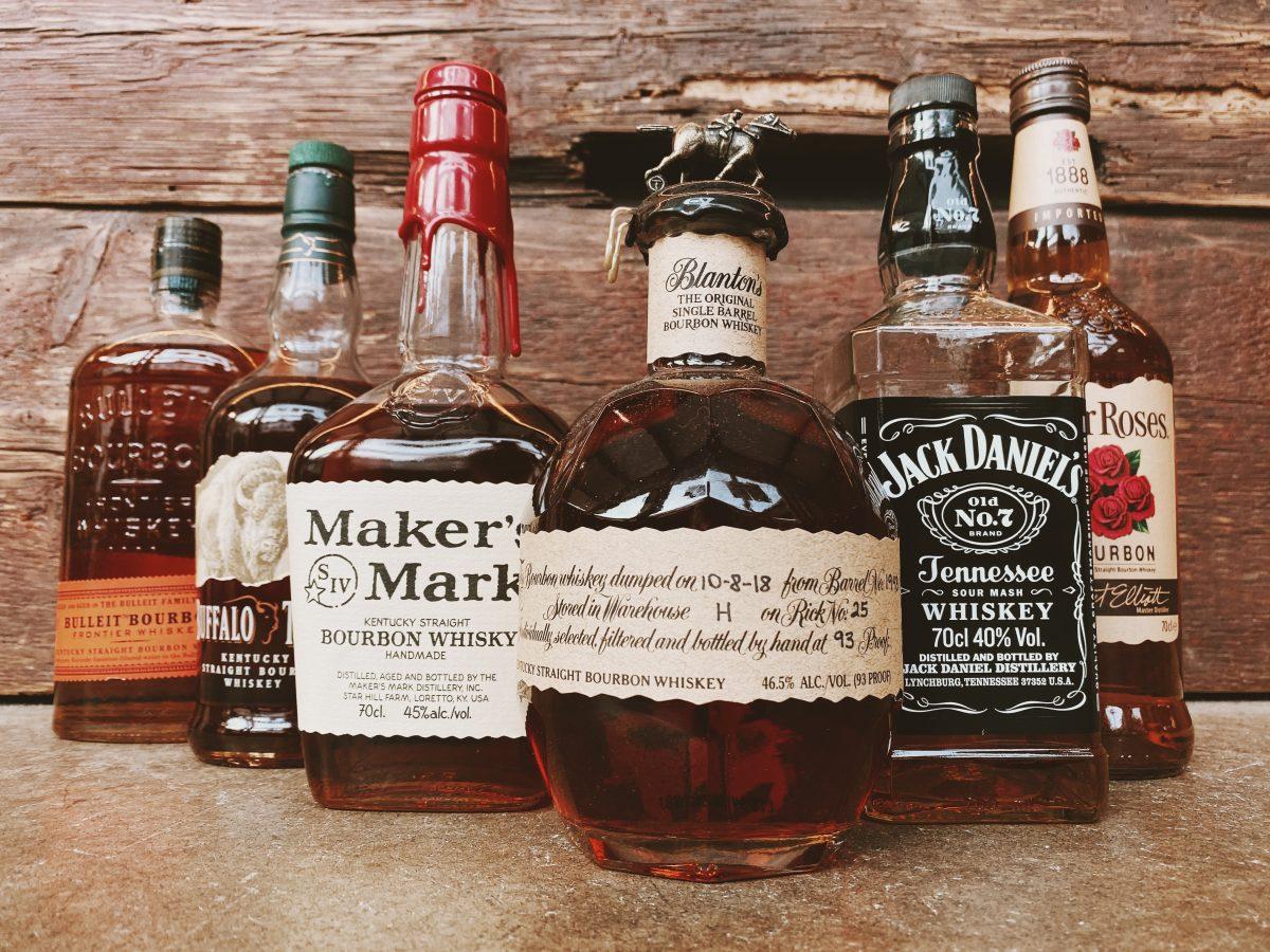 whiskey soorten