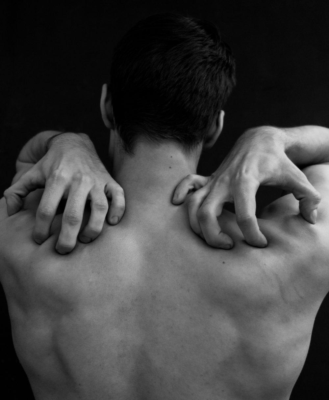 huge rugpijn bovenrug