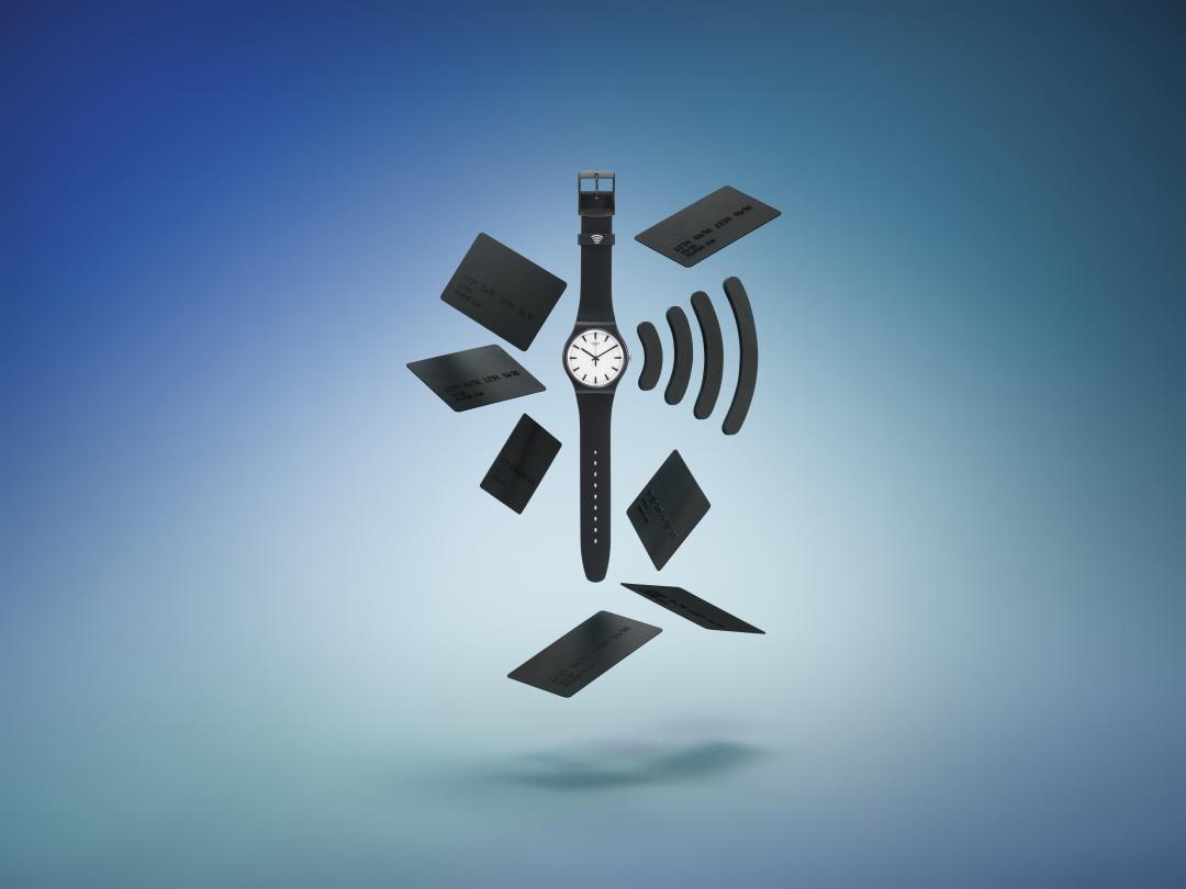 swatchpay! contactloos betalen met horloge