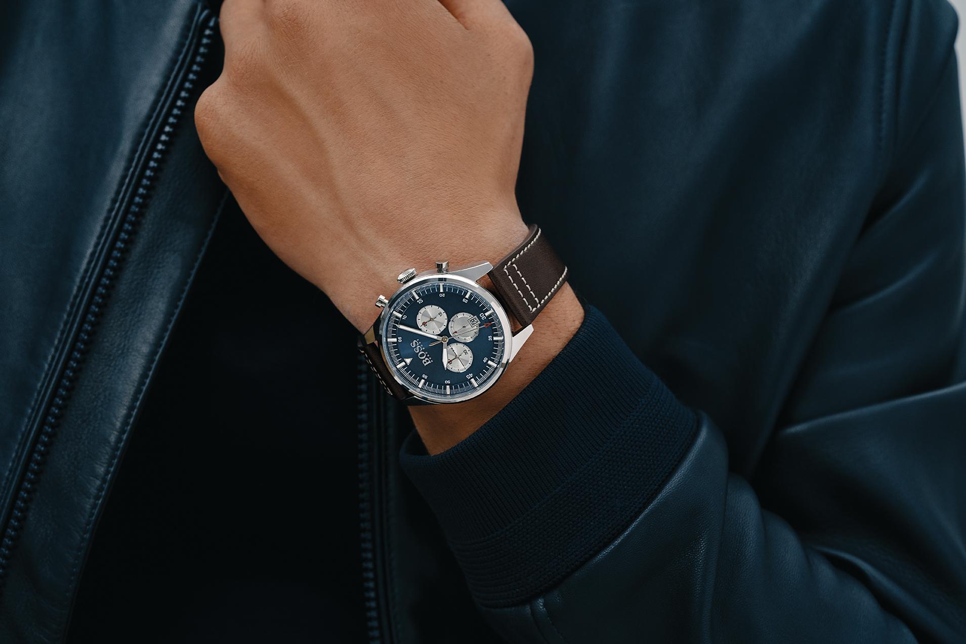 BOSS vintage horloges