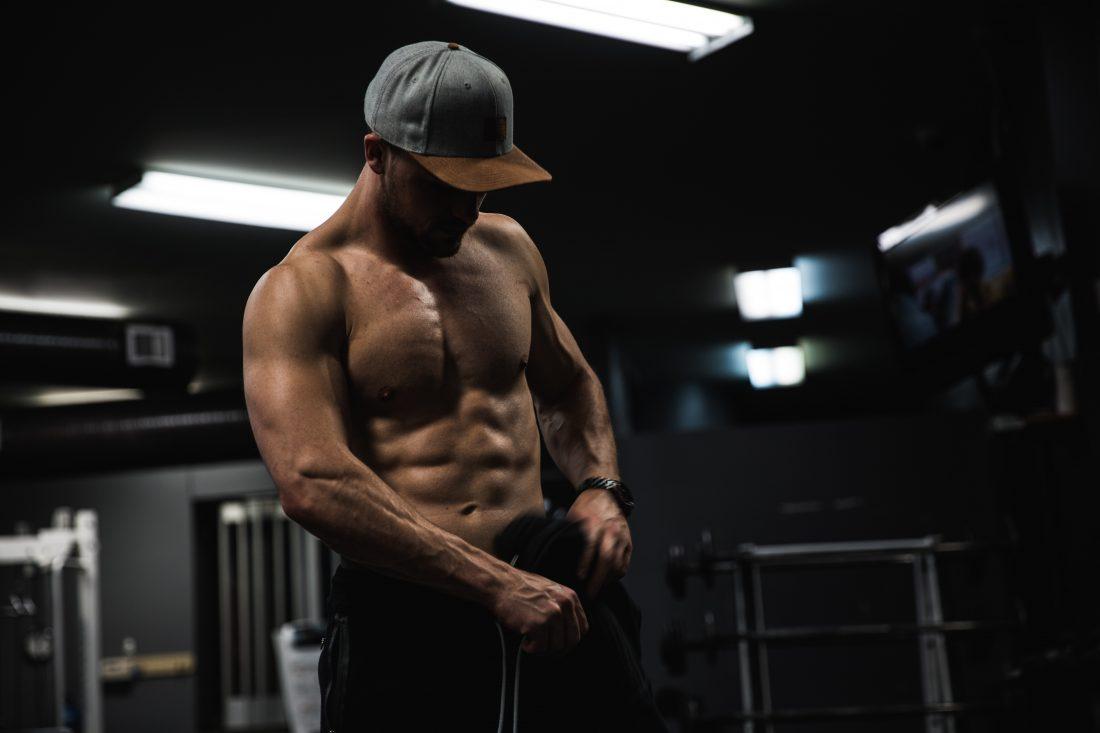spieren groeien