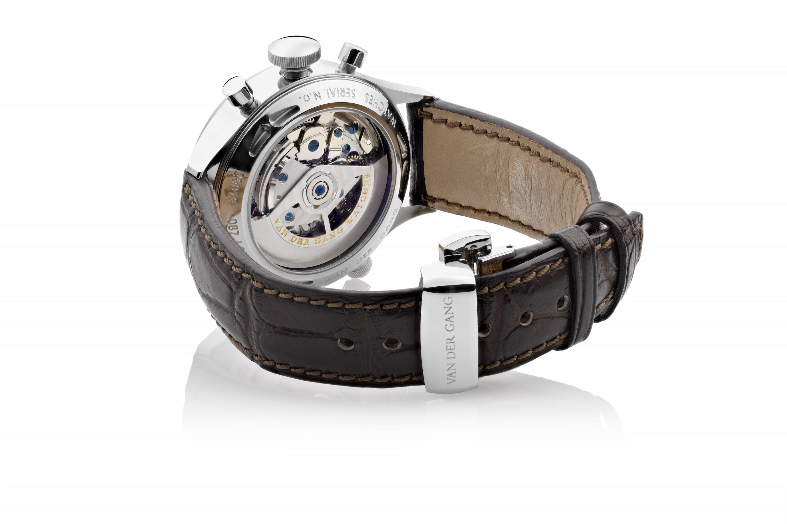 Nederlands horlogemerk Van Der Gang