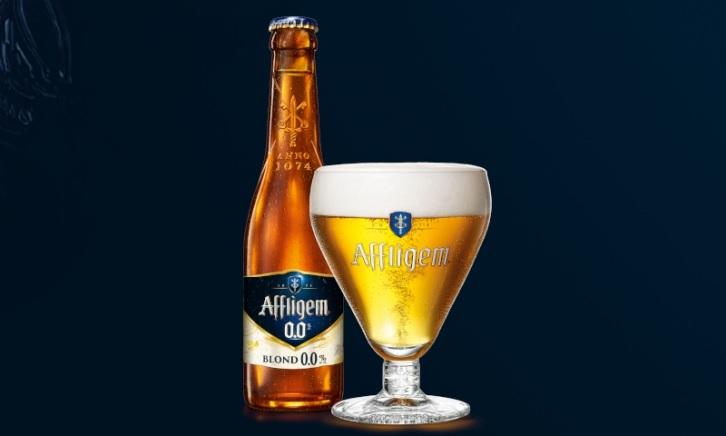 lekker alcoholvrij bier