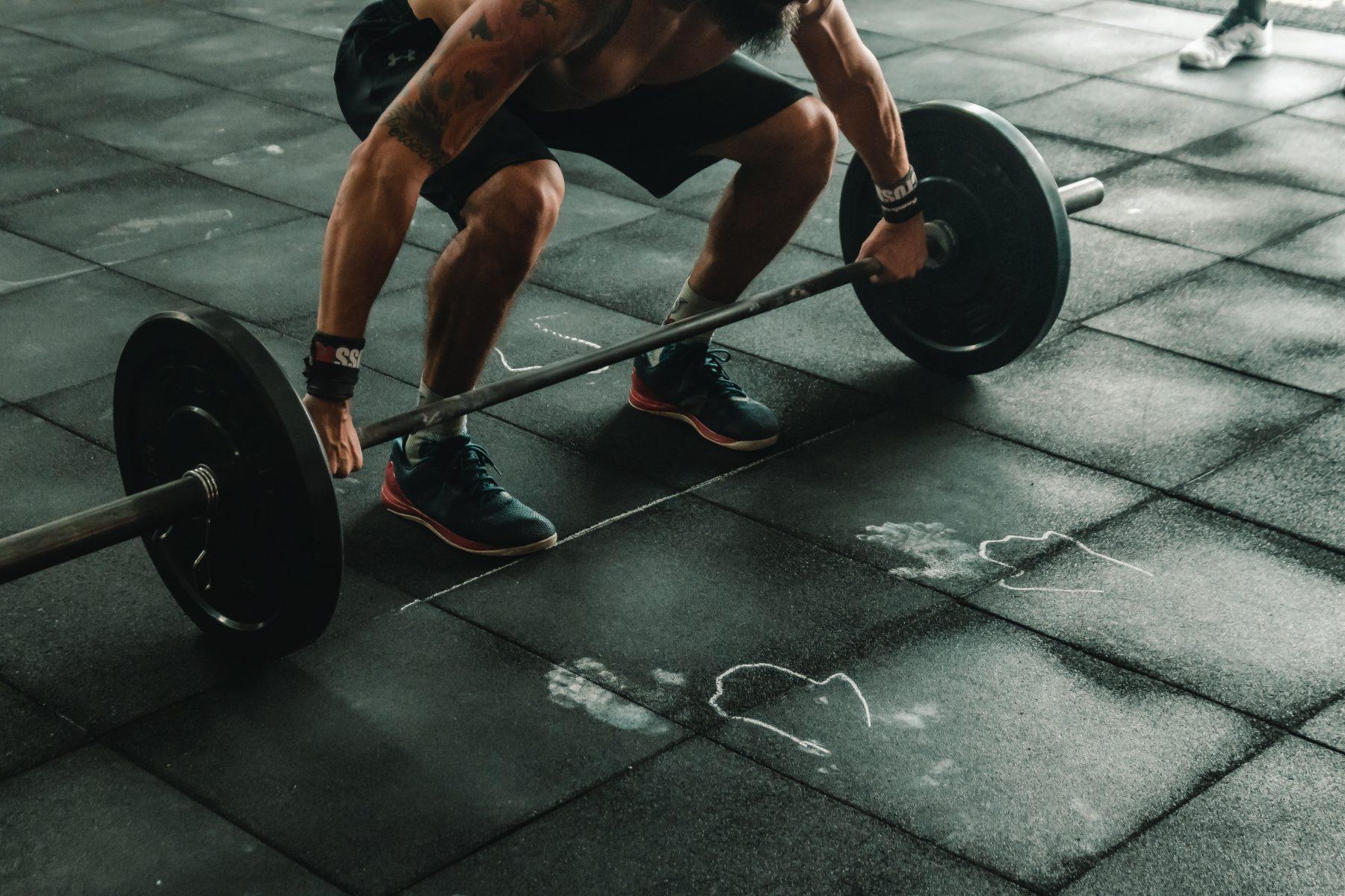 workout afvallen intensief