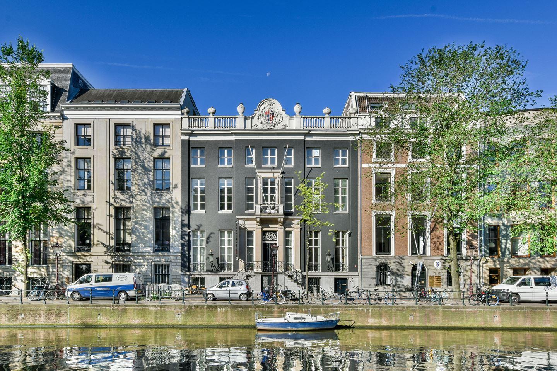 Amsterdams grachtenpand van Funda