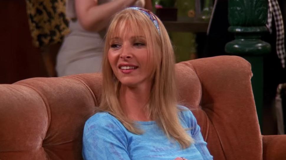 Phoebe in Friends