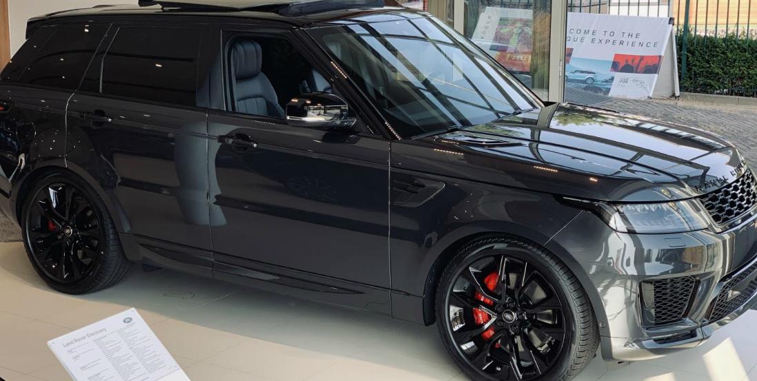 Nieuwe Range Rover Rico Verhoeven