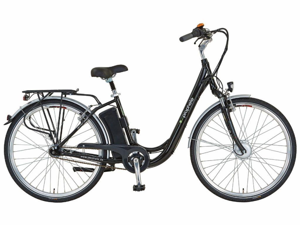 E-bike supermarkt