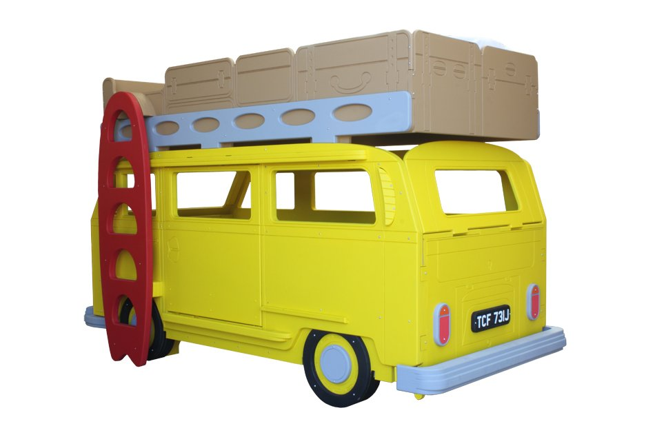 Camper bed voor kind