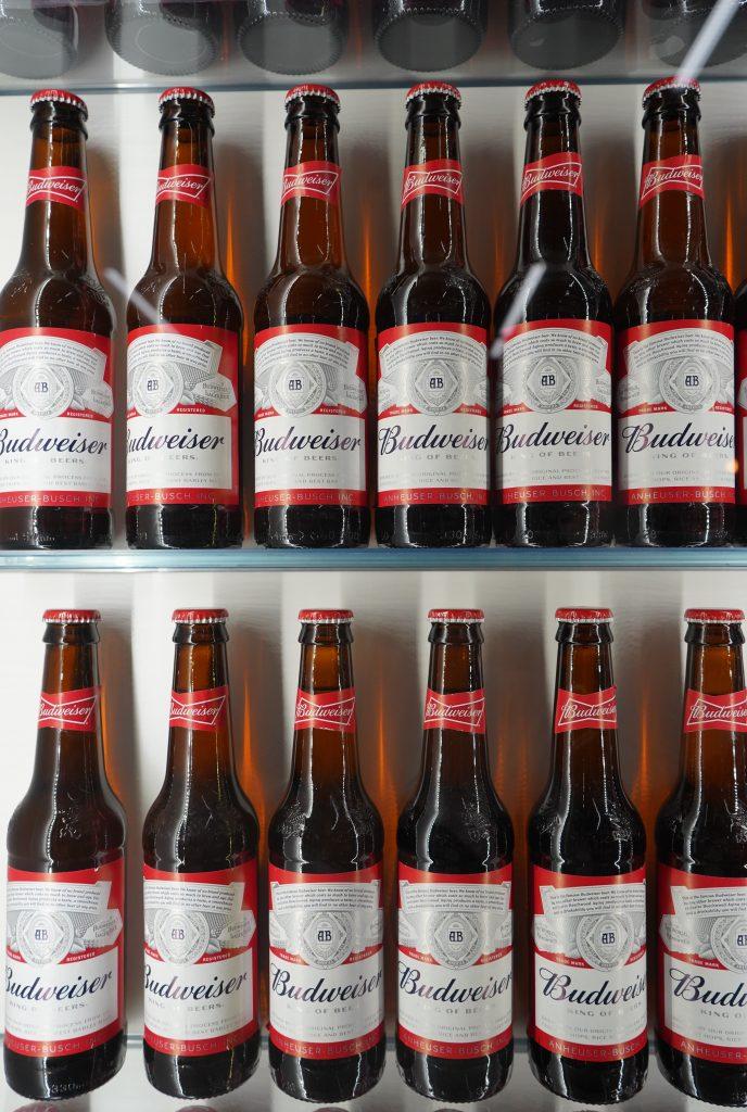 Budweiser Rode Kruis