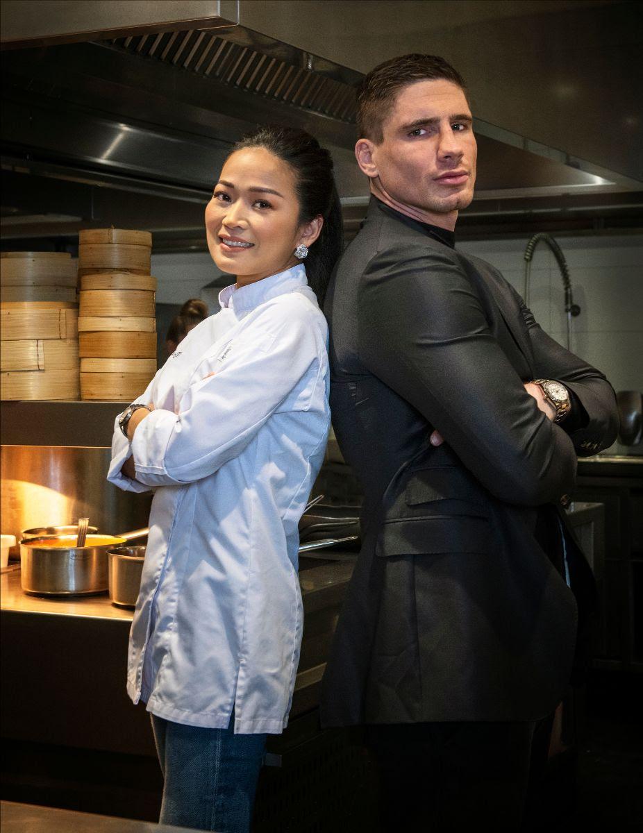 Rico Verhoeven opent restaurant