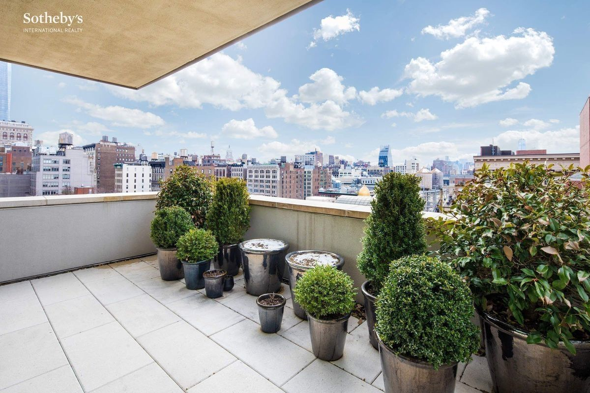 luxe appartement new york