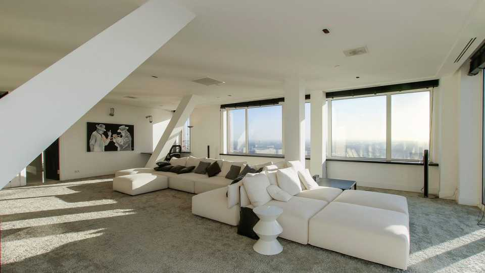Luxe appartement Rotterdam