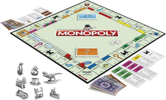 monopoly bestellen bordspellen
