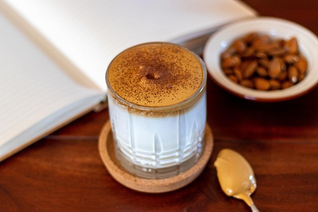 Dalgona coffee recept