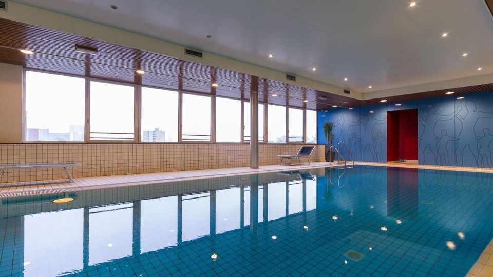 Memphis Depay penthouse met zwembad