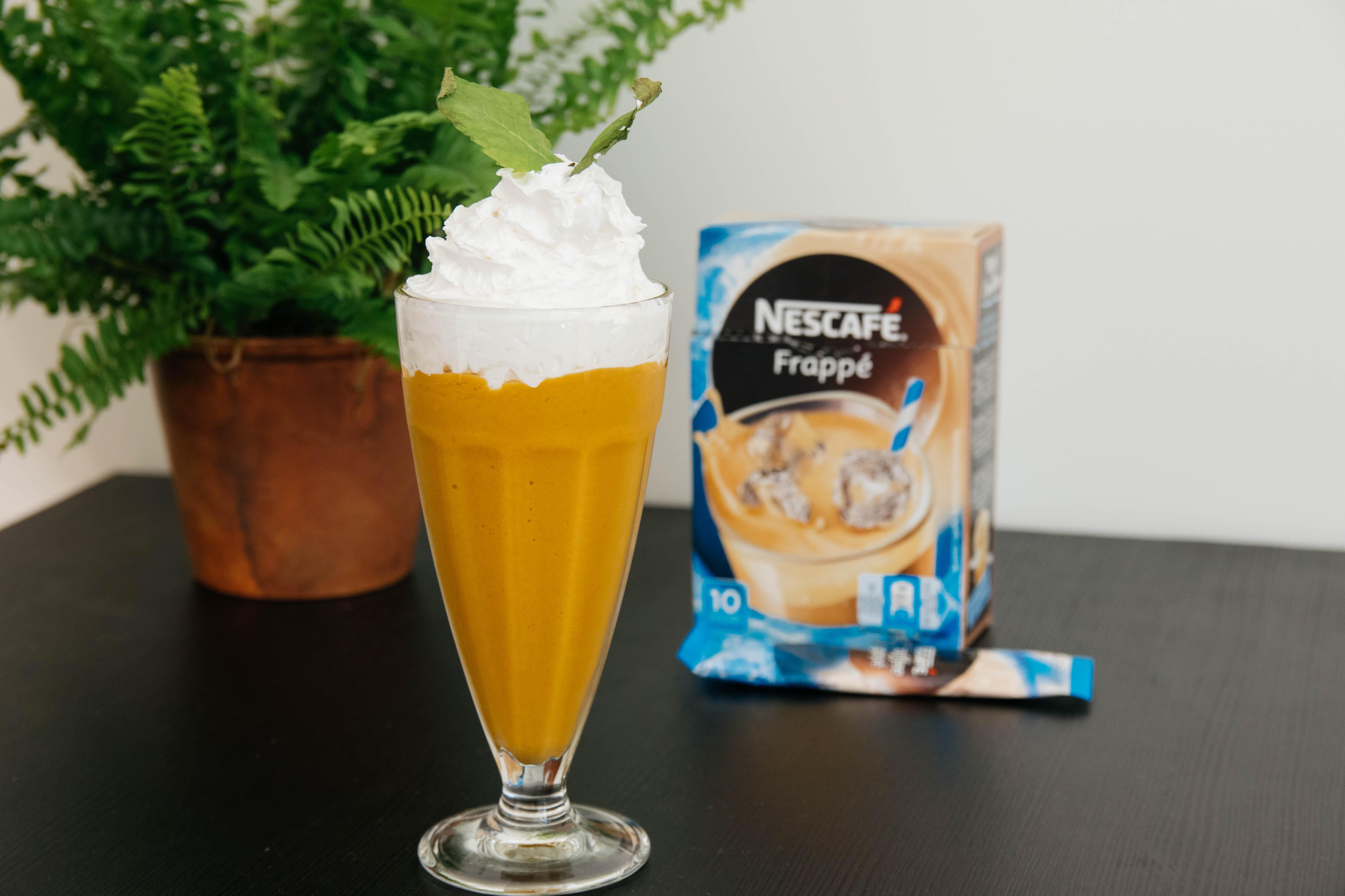 mangoccino shake
