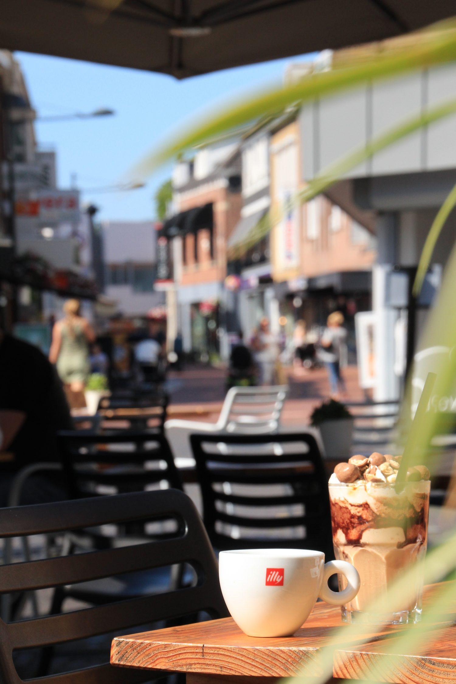 terras lekkere koffie