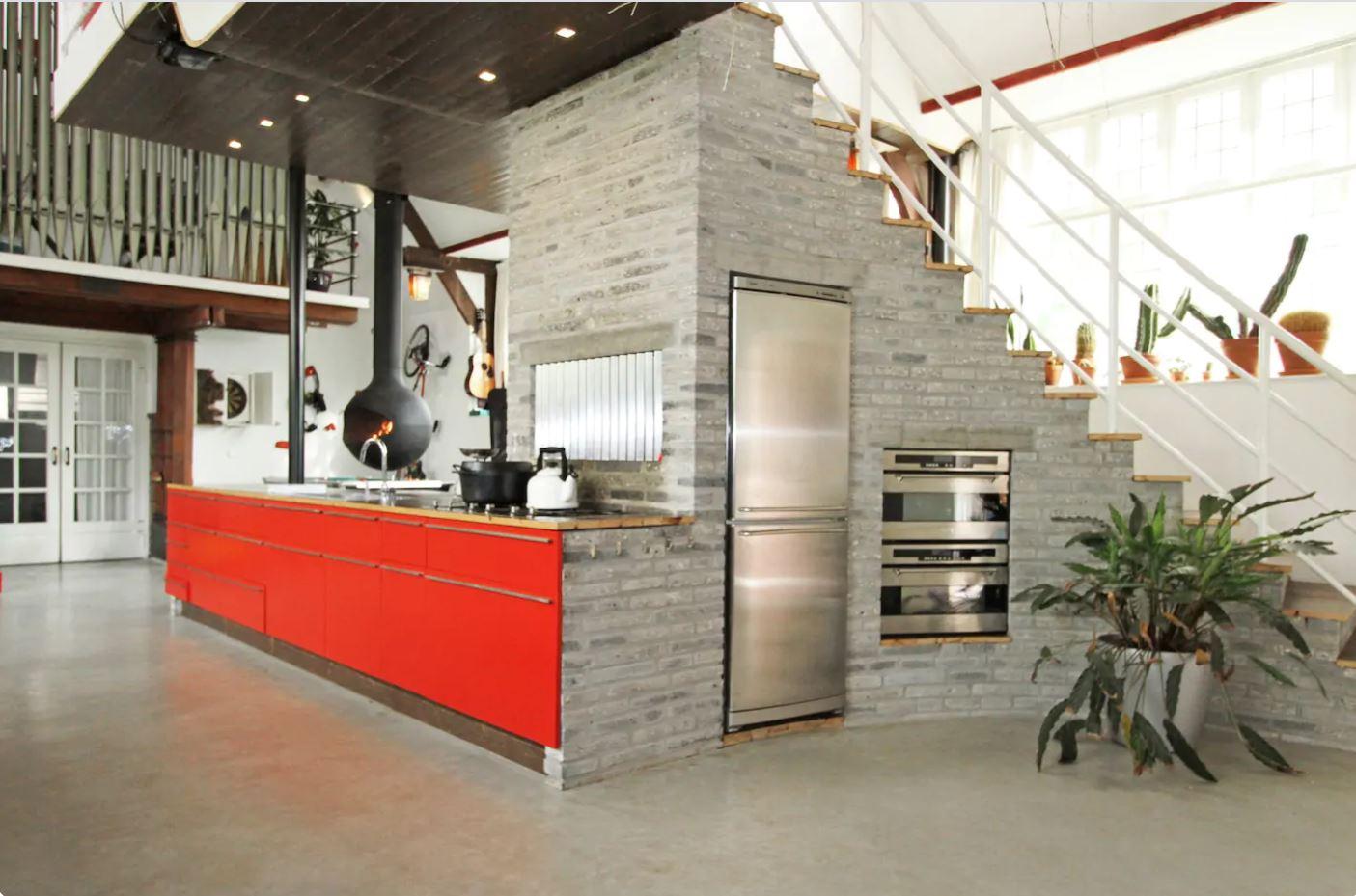 keuken stijlvol industrieel
