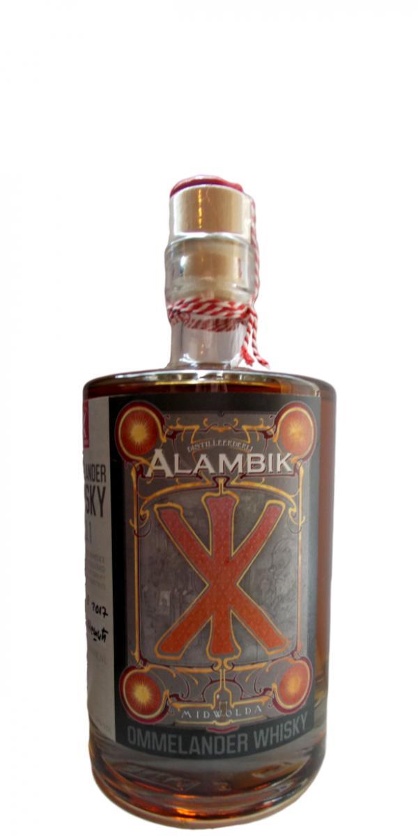 Ommelander whisky nederlands
