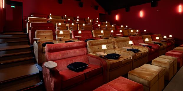 Tuschinski luxe bioscoop verbouwing