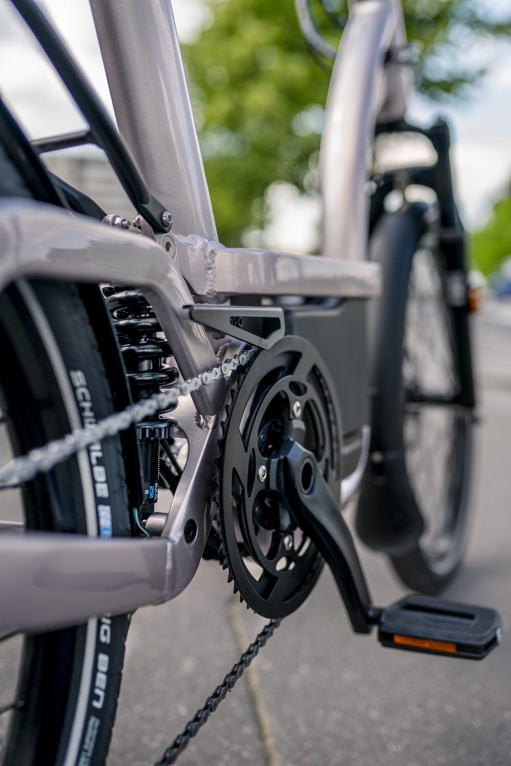 snelle e-bike