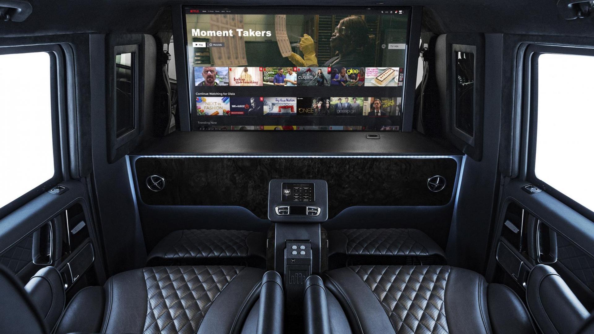 Bioscoop in auto