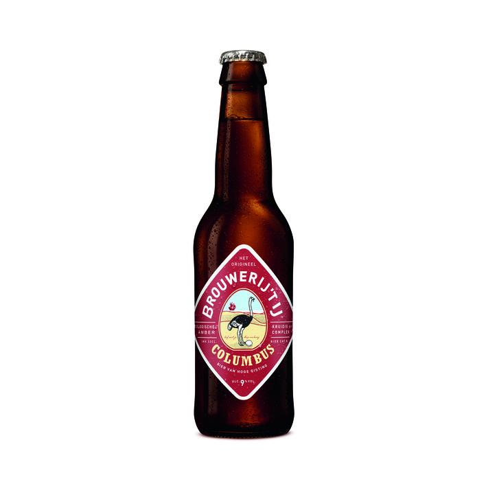 brouwerij het ij zware bieren hoog alcoholpercentage