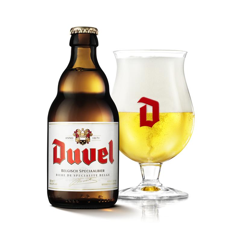 duvel zwaar bier